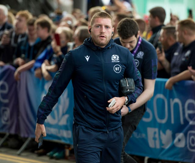 Finn Russell will miss the game