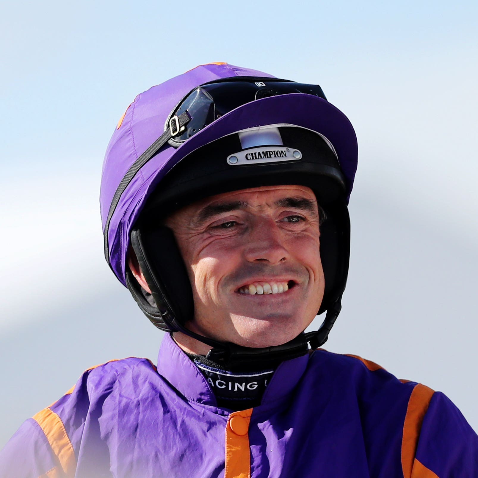 Ruby Walsh scored his first winner following an injury at Punchestown