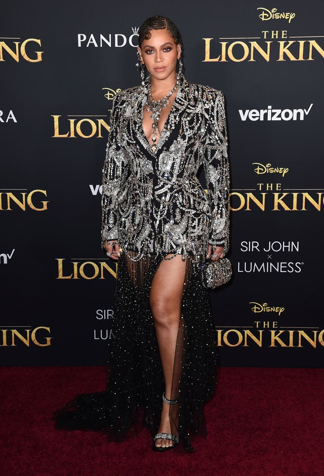 World Premiere of The Lion King