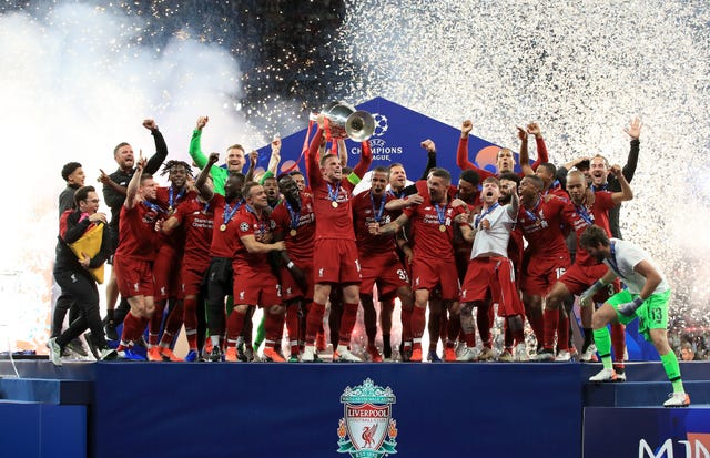Liverpool won a sixth European Cup in Madrid