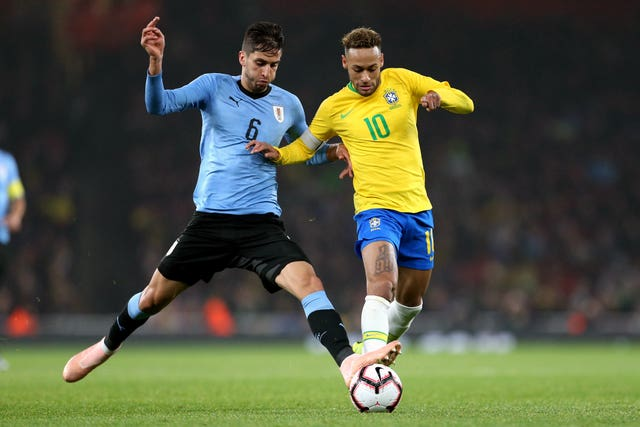 Injury has ruled Neymar out of the Brazil squad.