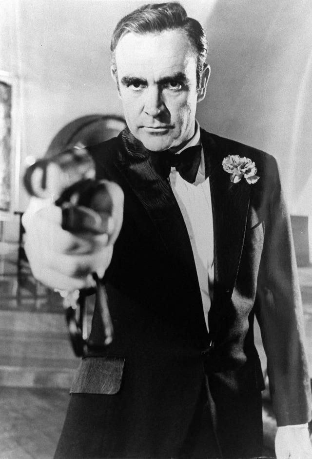 Best Bond poll
