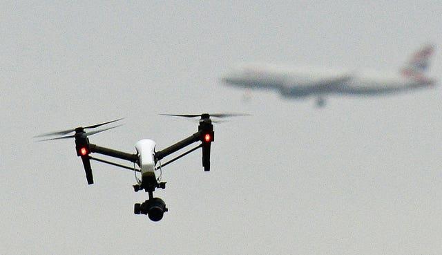 Drone risks
