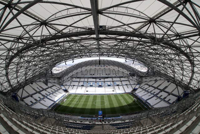 England v Russia – UEFA Euro 2016 – Group B – Stade Velodrome