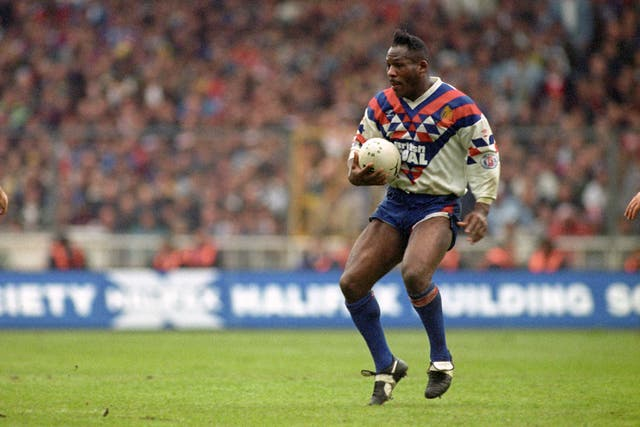 Ellery Hanley was a star for club and country