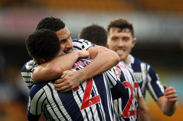 West Brom secured their second victory of the season with a 3-2 win at Wolves