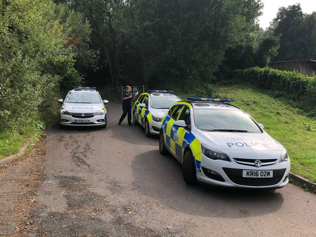 Man found dead in Shropshire