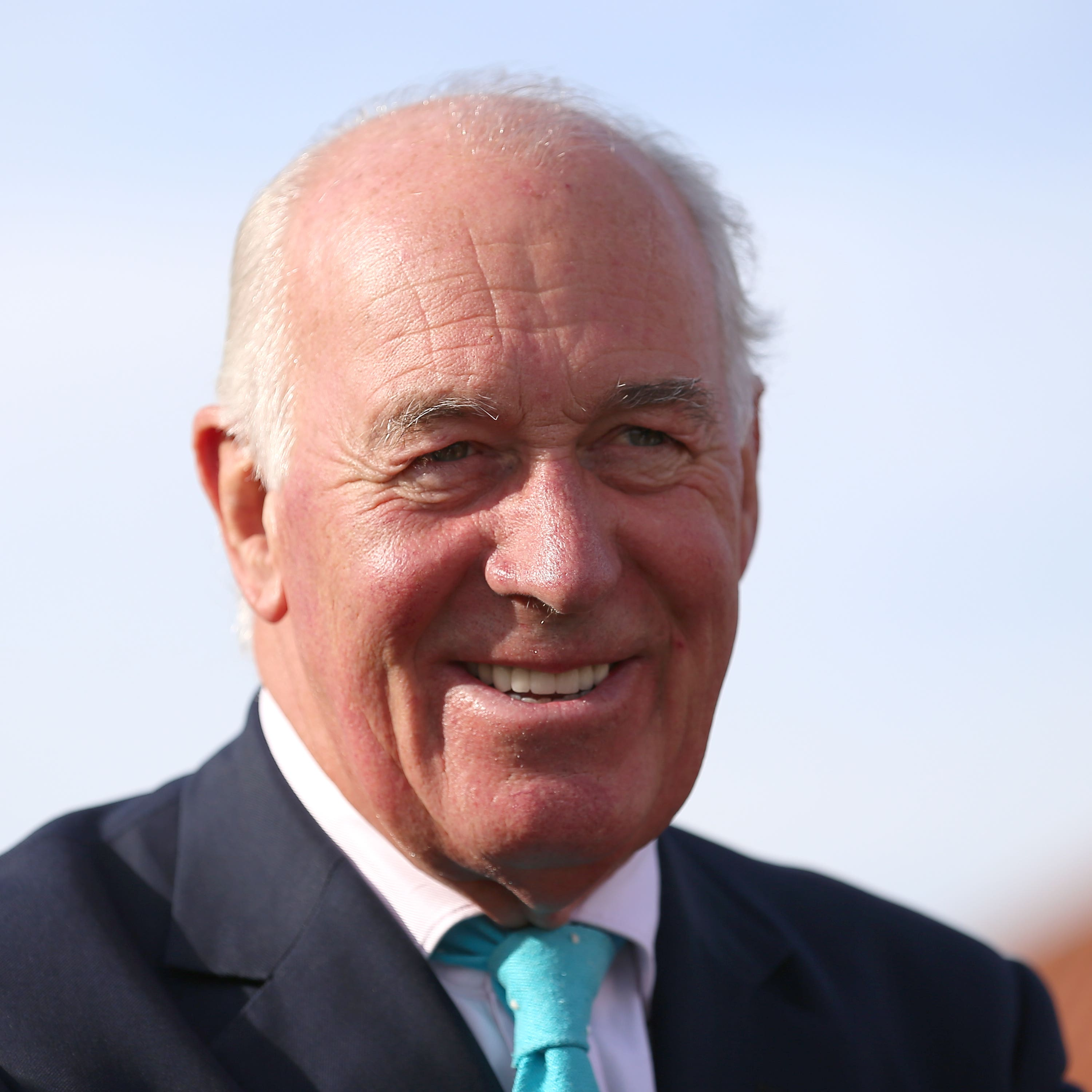 Martyn Meade is looking towards the St Leger with Technician