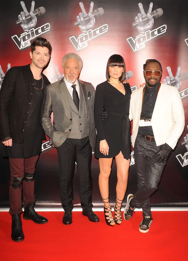 The Voice 2013 launch – London