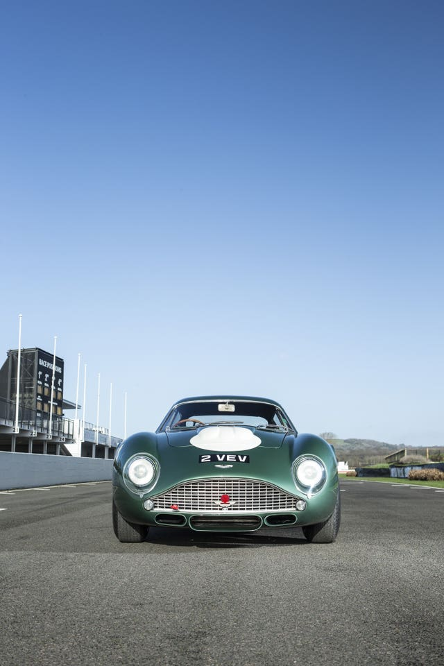 Famous Aston Martin to be auctioned