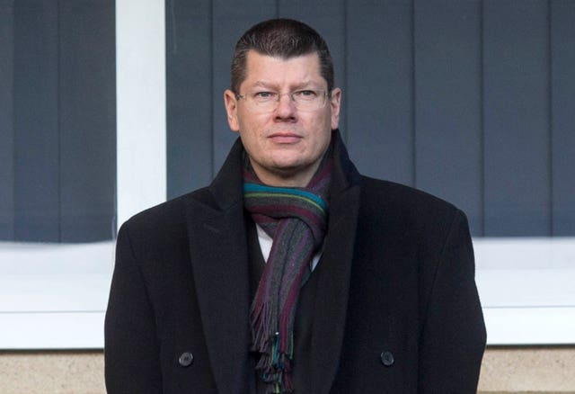 Rangers have demanded SPFL chief executive Neil Doncaster is suspended