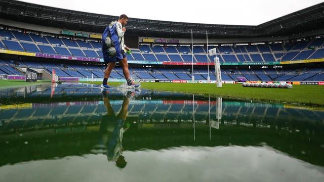 South Africa Captain's Run – International Stadium