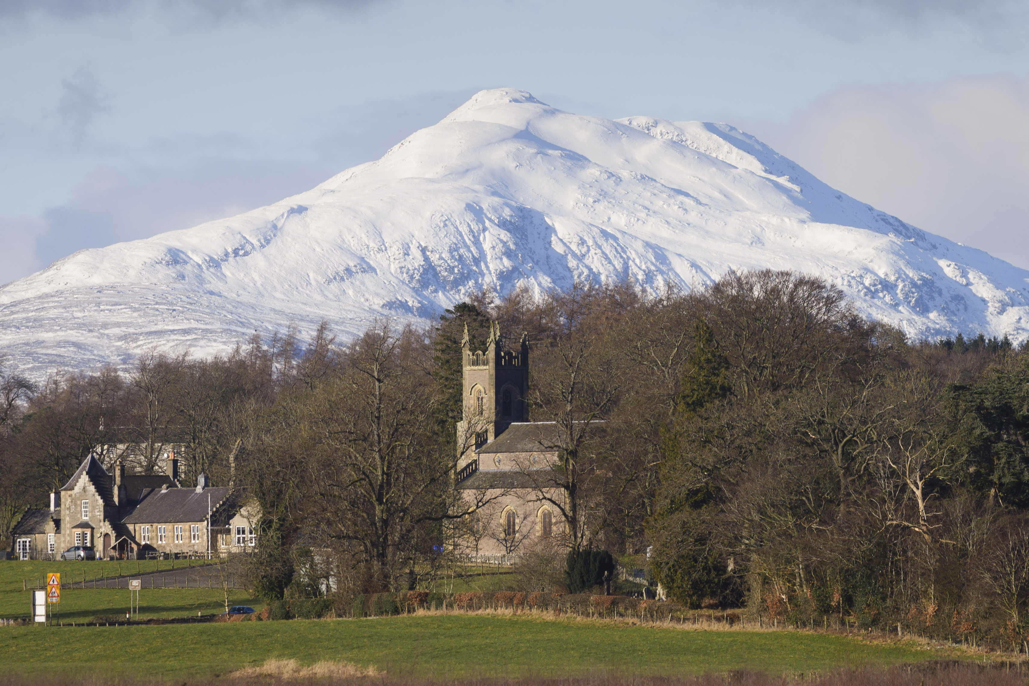 Church offers spires as beacons for rural digital 'not-spots'