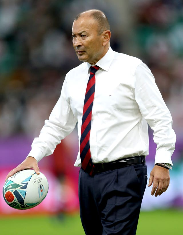 Eddie Jones is preparing England to face the team he calls the best in sport