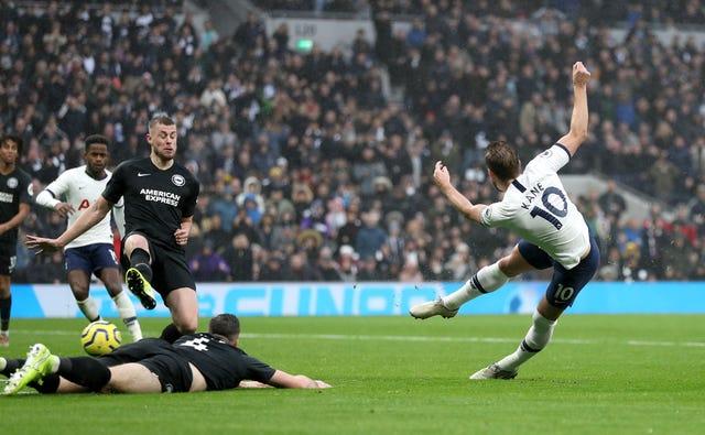 Tottenham Hotspur v Brighton and Hove Albion – Premier League – Tottenham Hotspur Stadium
