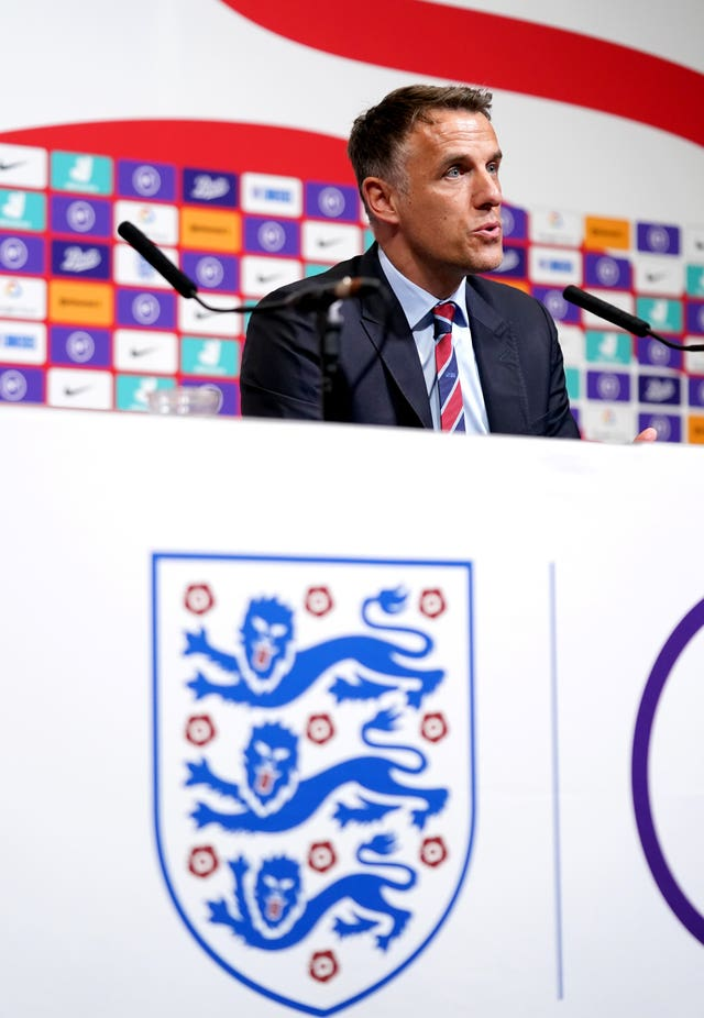 England Squad Announcement – Wembley Stadium
