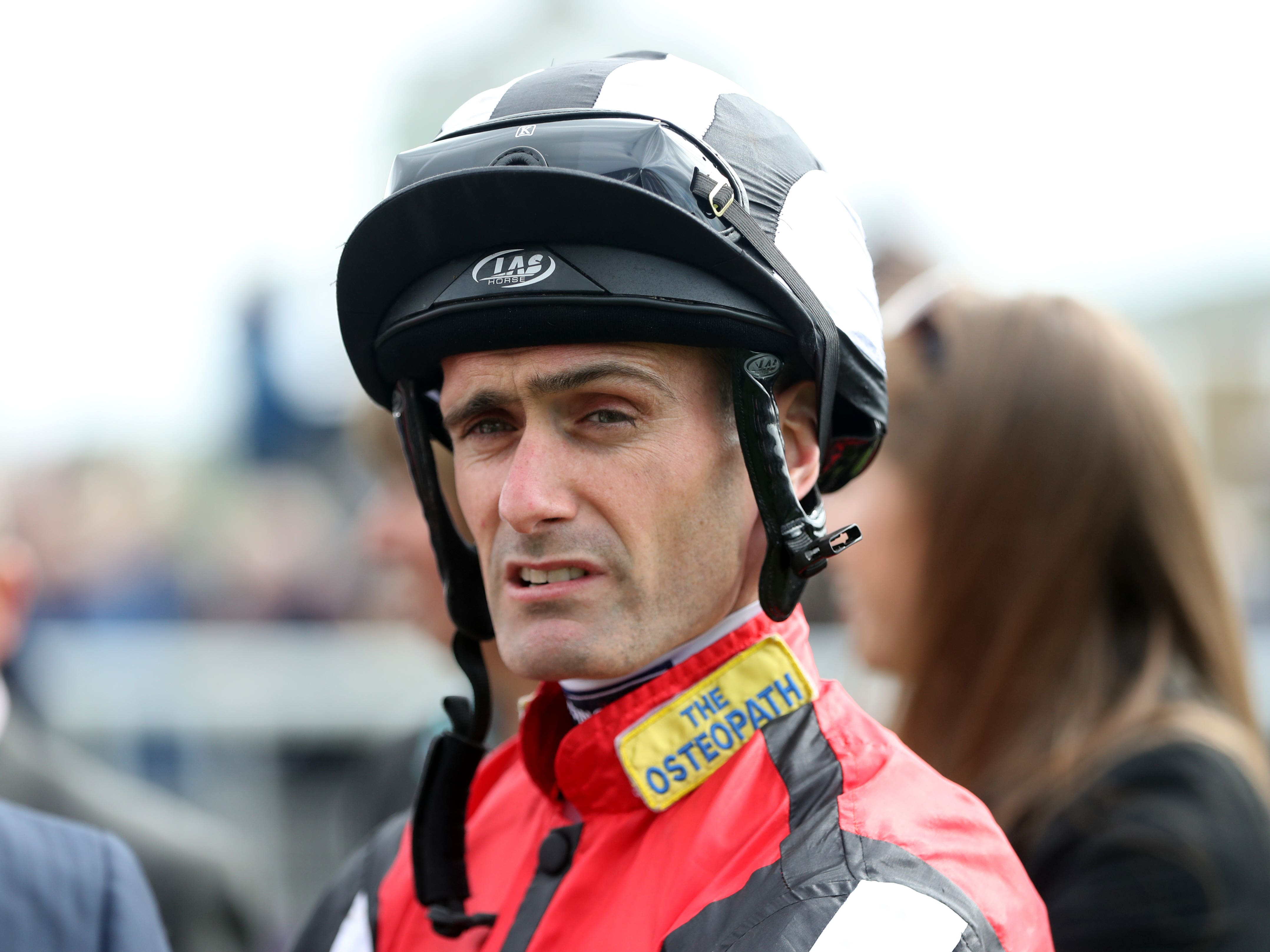 Paul Mulrennan rode his 1,000th winner at Doncaster on Sunday (Simon Cooper/PA)