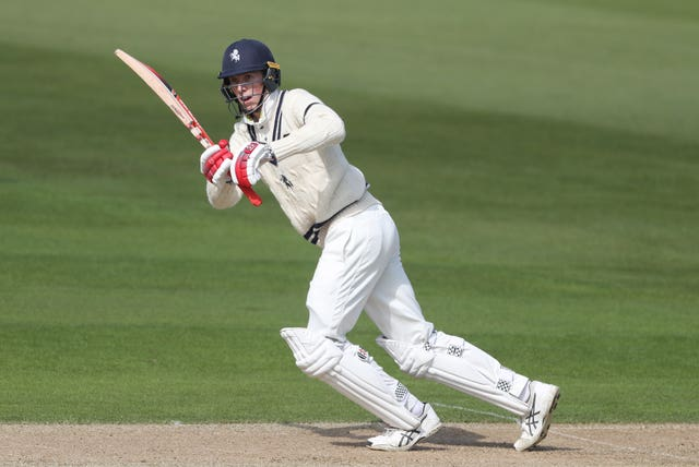Kent batsman Zak Crawley scored a century on his first appearance for England