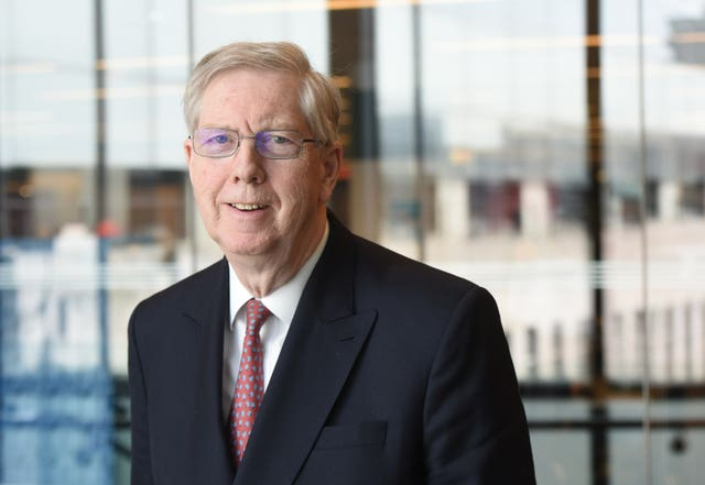 BBC chairman Sir David Clementi