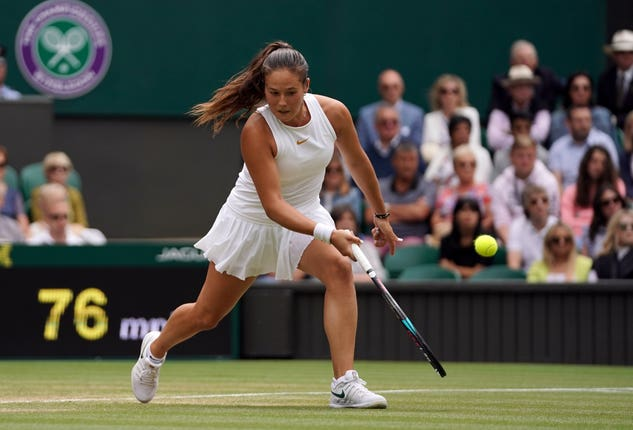 Wimbledon 2018 – Day Eight – The All England Lawn Tennis and Croquet Club