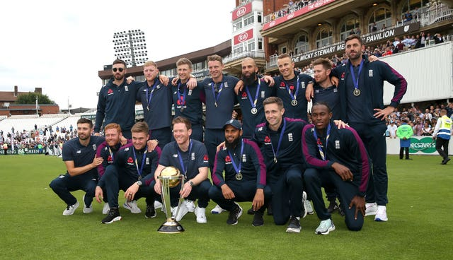 Ben Stokes was central to England's World Cup win
