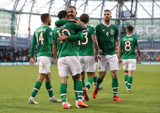 Ireland won home and away against Gibraltar