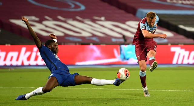Yarmolenko was the match-winner for West Ham