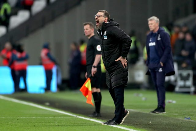West Brom boss Slaven Bilic enjoyed his return to the London Stadium