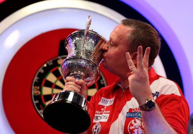 Glen Durrant has won the last three BDO World Championship titles before switching to the PDC