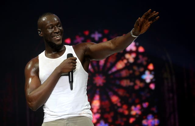 Stormzy and Maya Jama split