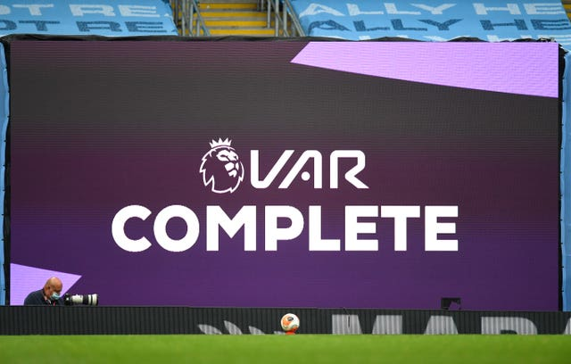 VAR application will change in the Premier League after FIFA took over the running of the system.