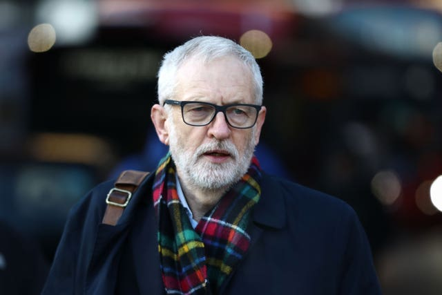 Labour leader Jeremy Corbyn will focus on workers' rights (Aaron Chown/PA)