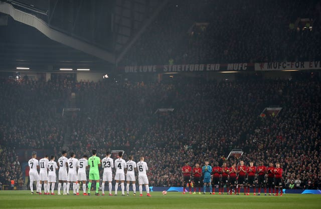 Old Trafford is the biggest stadium in the Premier League (Martin Rickett/PA Images)