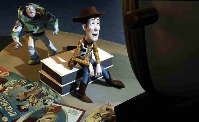 John Lasseter directed Toy Story 2 (United Archives/ITFN)