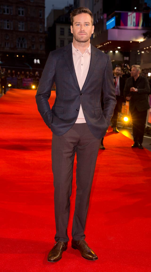 Call Me By Your Name Premiere – BFI London Film Festival 2017