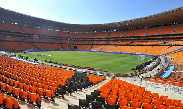 Soccer – 2010 FIFA World Cup South Africa – Preparations – Soccer City Stadium