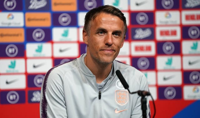 Phil Neville's England play Germany and the Czech Republic next month