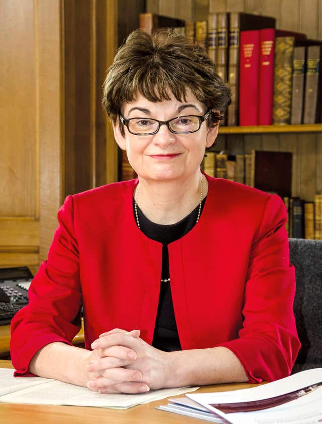Professor Sally Mapstone