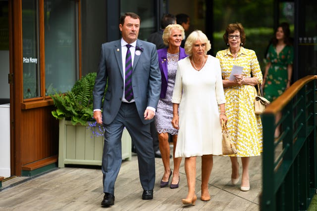 Wimbledon 2019 – Day Nine – The All England Lawn Tennis and Croquet Club