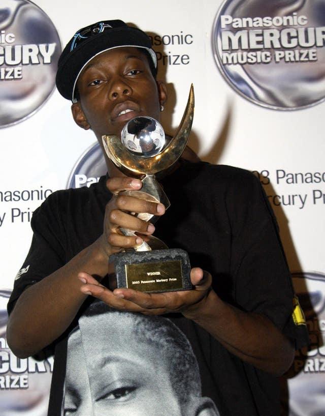 Panasonic Mercury Music Prize