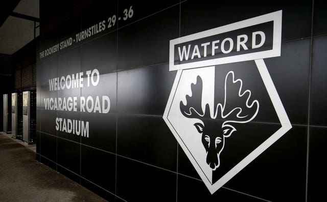 Watford have offered their stadium to the local hospital to use during the coronavirus crisis