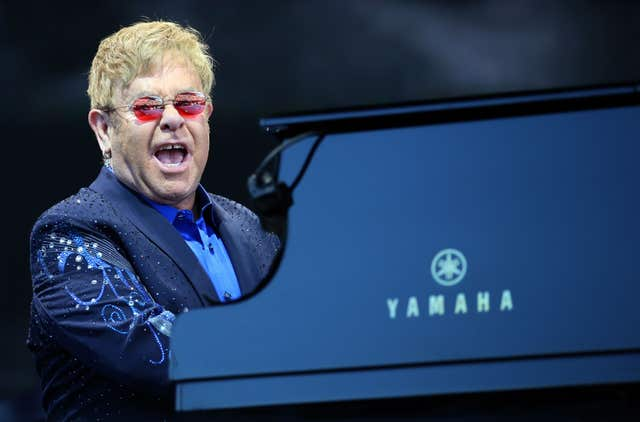 Elton John Wonderful Crazy Night Tour – Edinburgh