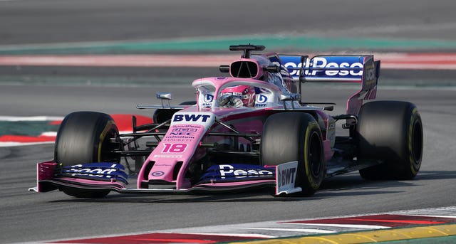 Racing Point is the new name for Force India