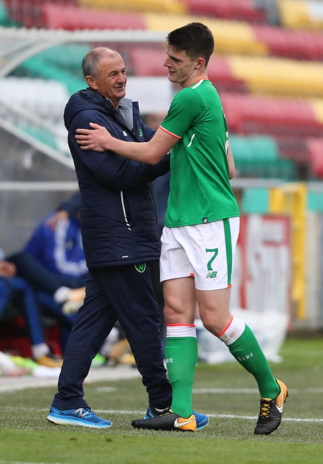 Republic of Ireland v Israel – 2019 UEFA Under 21 Qualifying – Group Five – Tallaght Stadium