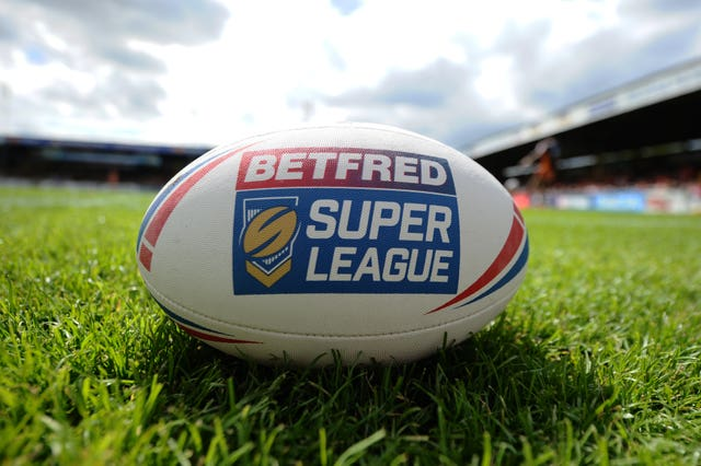 A number of contingencies have been discussed to resume the Betfred Super League
