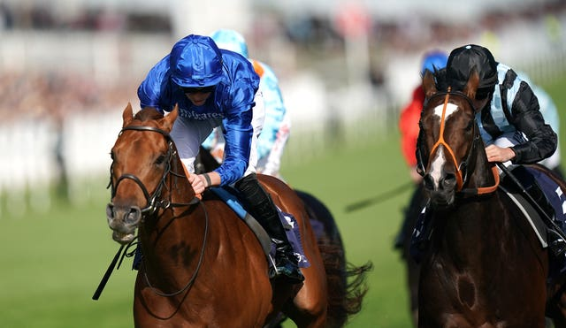 Space Blues could be heading back over to France for Prix Maurice de Gheest (John Walton/PA)