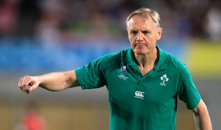 Ireland v Russia – Pool A – 2019 Rugby World Cup – Kobe Misaki Stadium