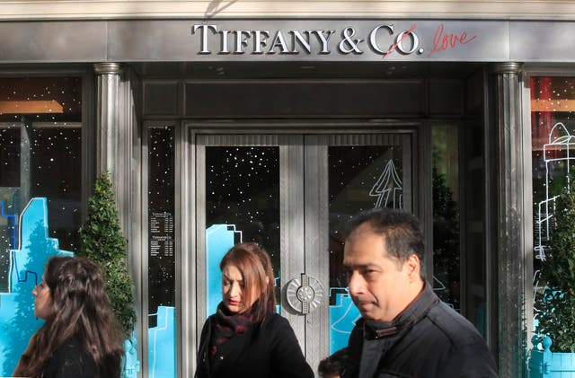Tiffany has said it will sue to ensure the merger goes ahead