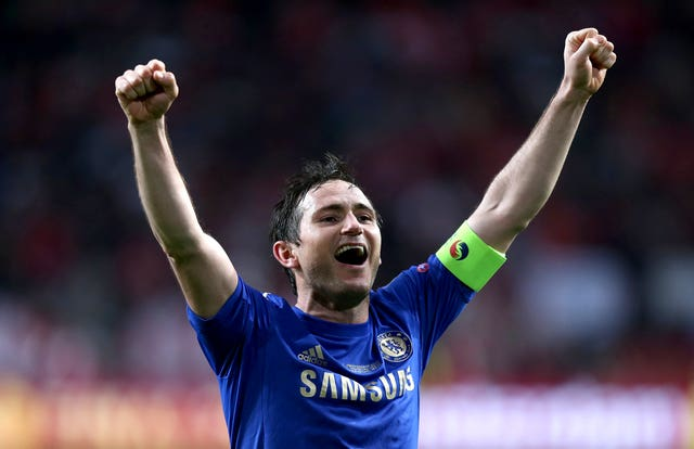Lampard scored over 200 goals for Chelsea