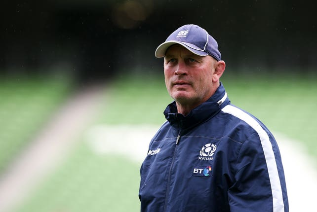 Vern Cotter's Scotland were unlucky to lose in Dublin ahead of the last World Cup